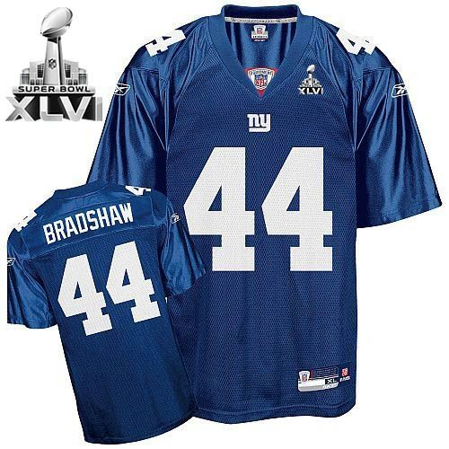 джерси Reebok NFL Ahmad Bradshaw #44