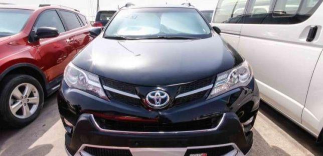 Toyota RAV4 moderno 0km