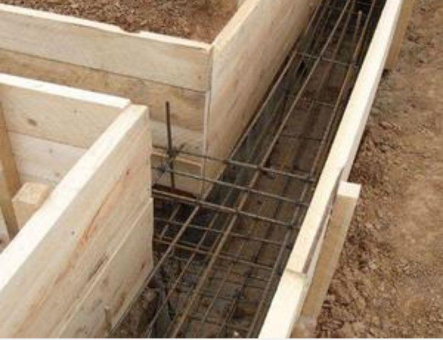 Работа по бетону обьемные работы