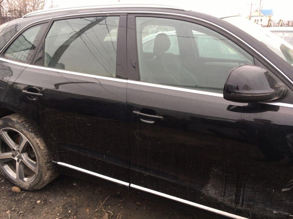 Uși Audi Q5 Culoare neagră