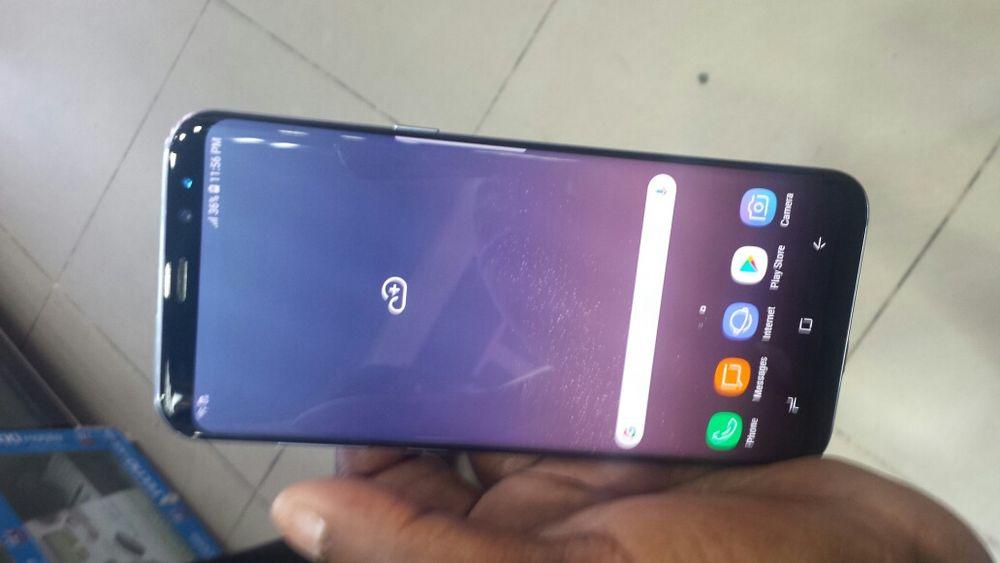 Galaxy S8 + plus novo fora da caixa 32 gb