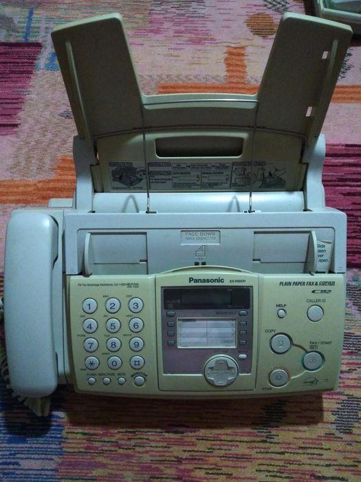 Fax și copiator Panasonic KX FHD331