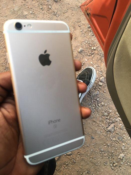 iPhone 6s Gold bloqueado por icloud