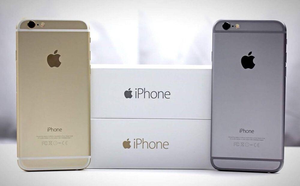 iPhone 6plus 64Gb na caixa selado.
