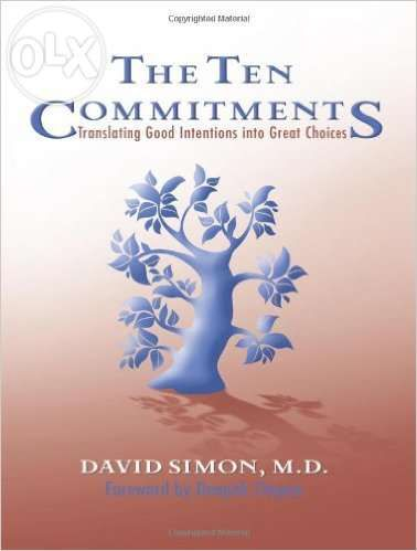 The Ten Commitments by David Simon