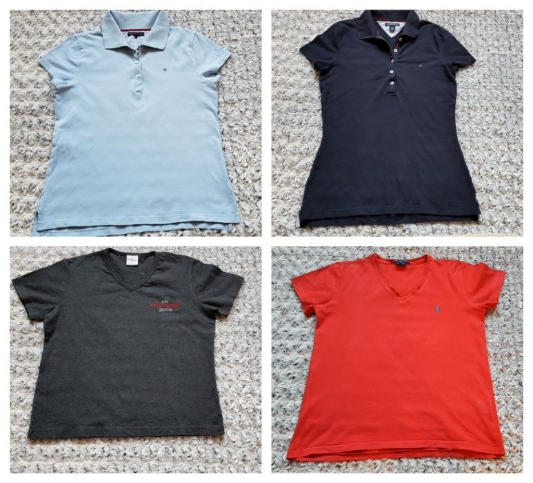 Дамски тениски Tommy Hilfiger, Ralph Lauren, Calvin Klein Jeans