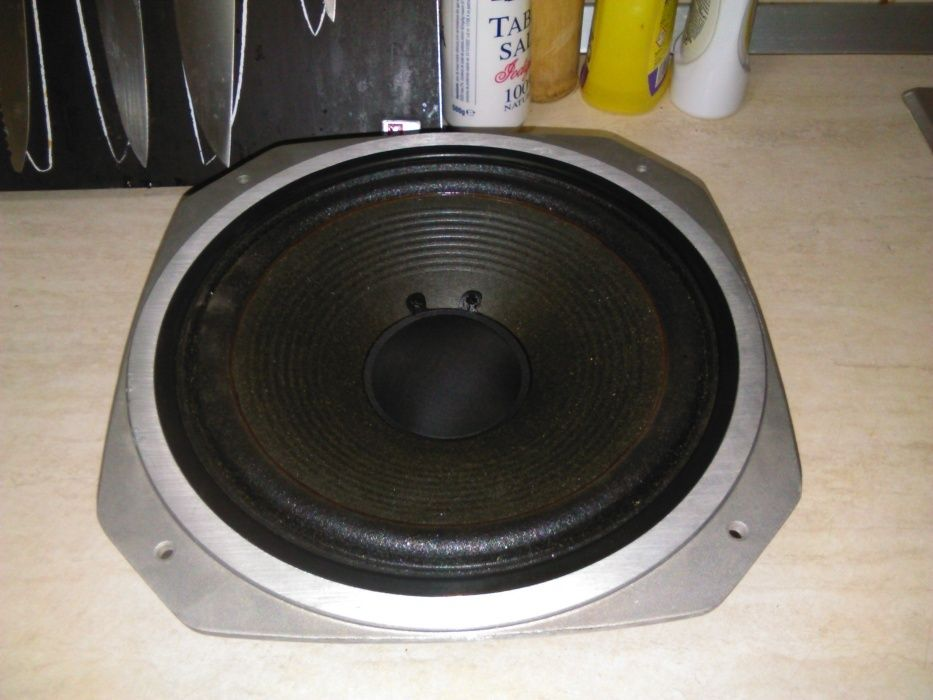 "Difuzor Sony 12"" Bass Speakers 70w 6 Ohm 250w006 Vintage Japan 27,4cm"