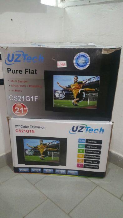 Tvs UZ Tech 21 polegadas novas na caixa