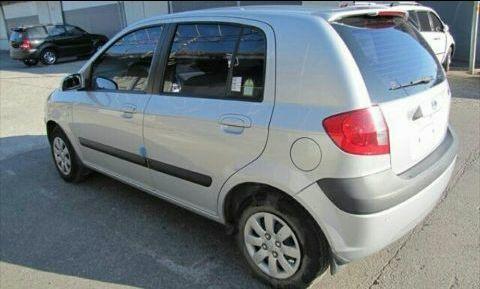 Hyundai Getz Serra da Kanda - imagem 1