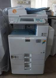 Máquina Fotocopiadora e Impressoras