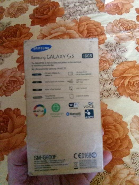 Cutie Samsung S5