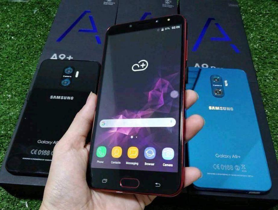 Samsung A9 plus
