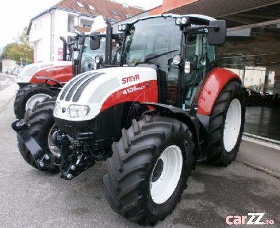 Tractor Steyr Kompakt 4105 Confort nou/ posibilitate rate