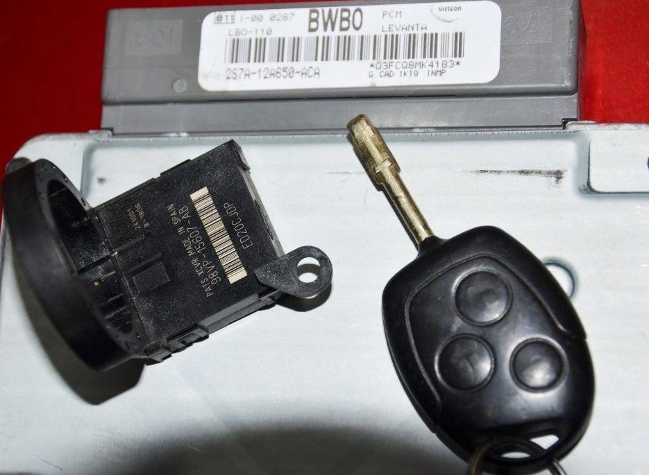 FORD Codare programare scriere rescriere ECU cheie chei pompe injectie