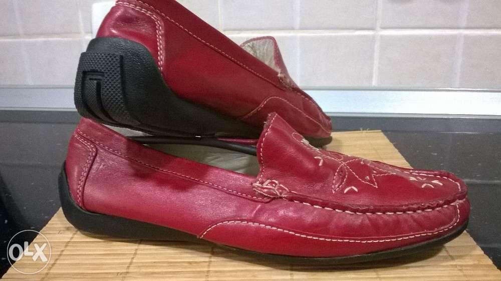 Pantofi scarpi piele naturală