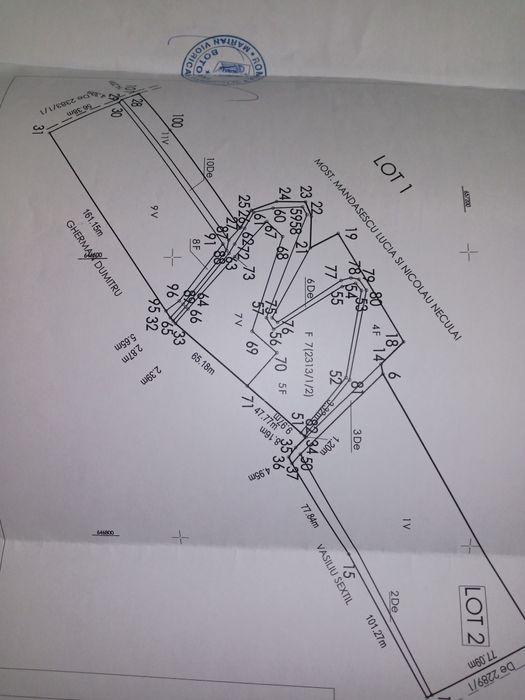 Vanzare  terenuri constructii Iasi, Cotnari  - 28500 EURO