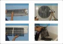 Reparação e Manutenção de ar condicionado