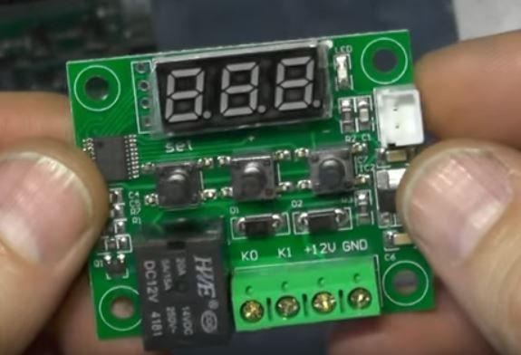 Домашен термостат W1209