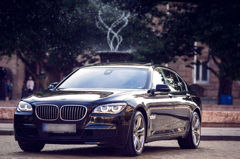 BMW 750DL под наем