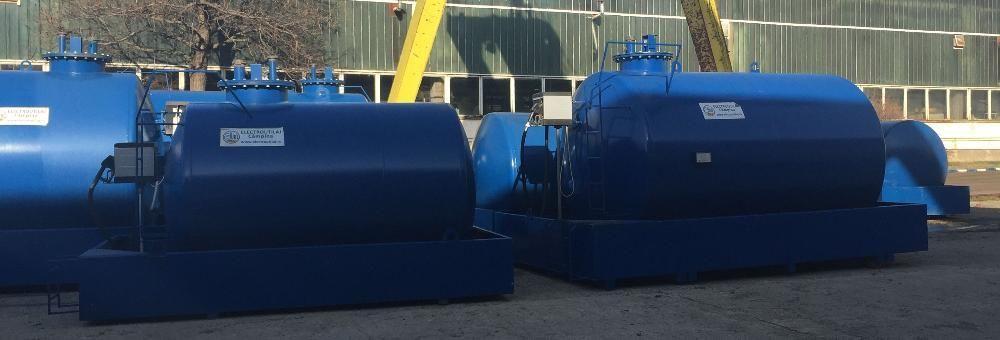 REZERVOR CARBURANT/ Statie de Incinta Pentru Carburant de vanzare