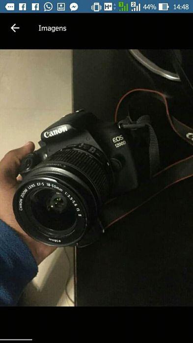 Vendo esta máquina profissional Canon