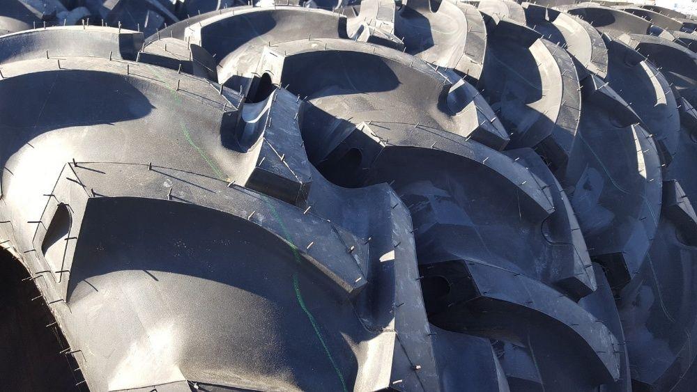 Cauciucuri de tractor 12.4-28 BKT cu 8 pliuri anvelope cu garantie
