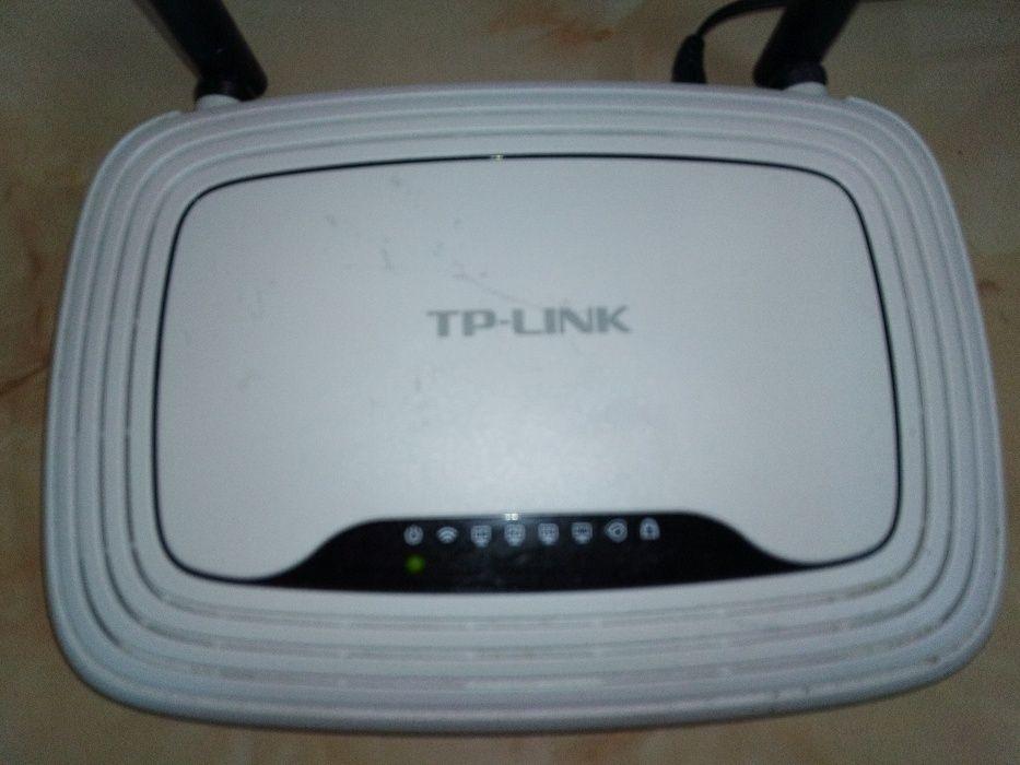 Рутер router TP LINK 841N 300 Mbit скорост - бърз и с голям обхват