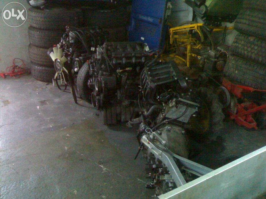 motor mercedes sprinter 316