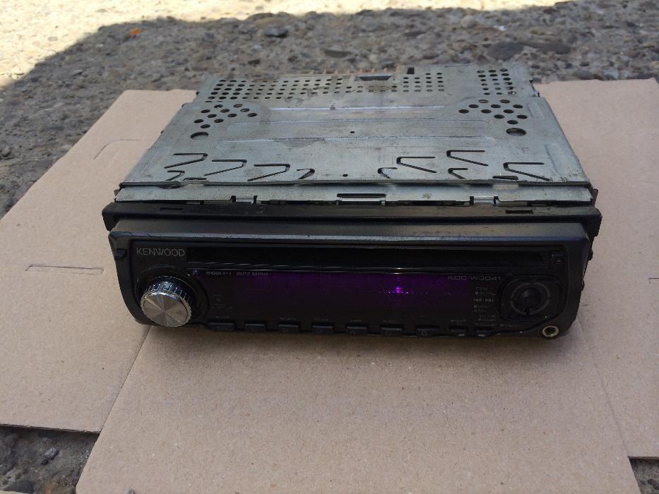 MP3 Auto Kenwood KDC-W3041 4x50w