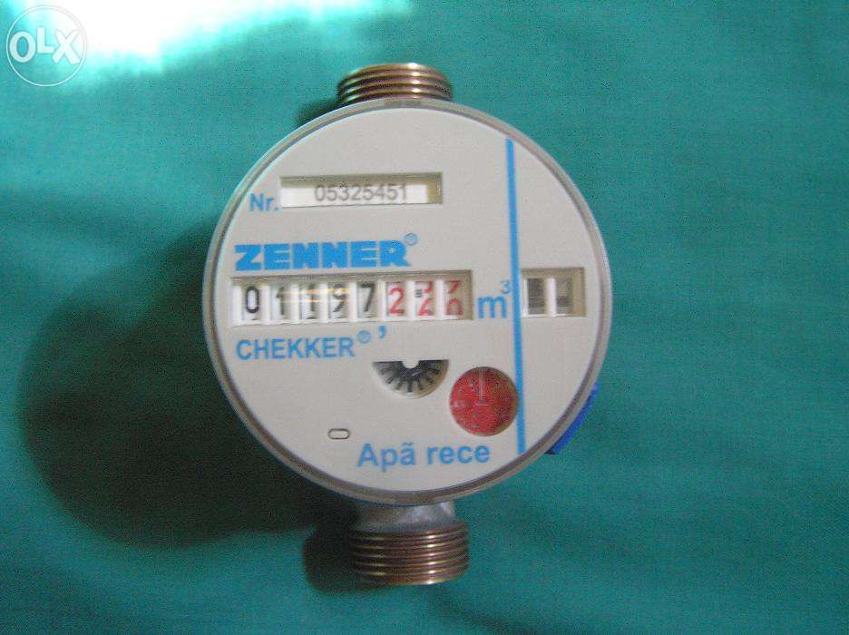 apometru Zenner model vechi