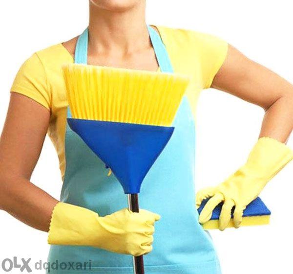 Почиствам къщи апартаменти и дворове преди продажба и след продажба