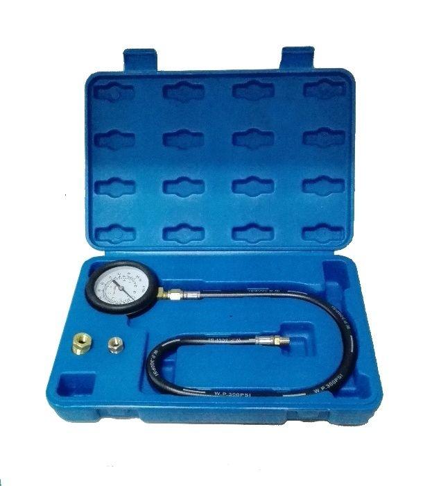 Комплект за измерване налягането на маслото в двигателя и скоростната