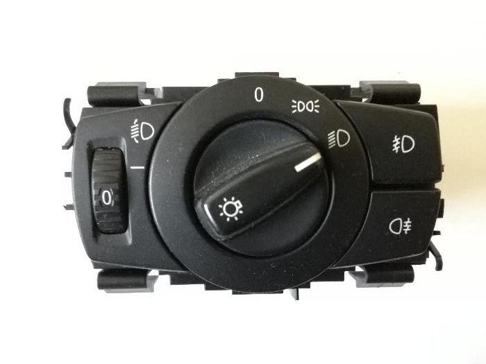 Ключ фарове БМВ Е60,61,87,90,91