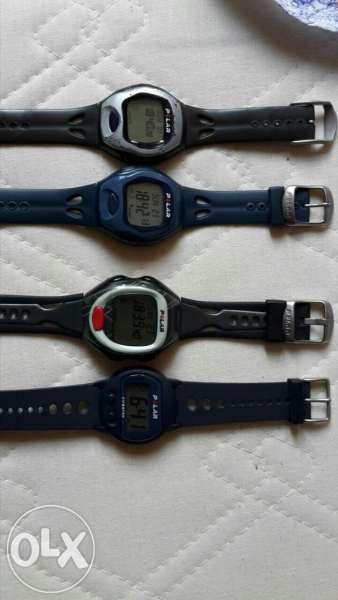 Polar часовници с пулсомер