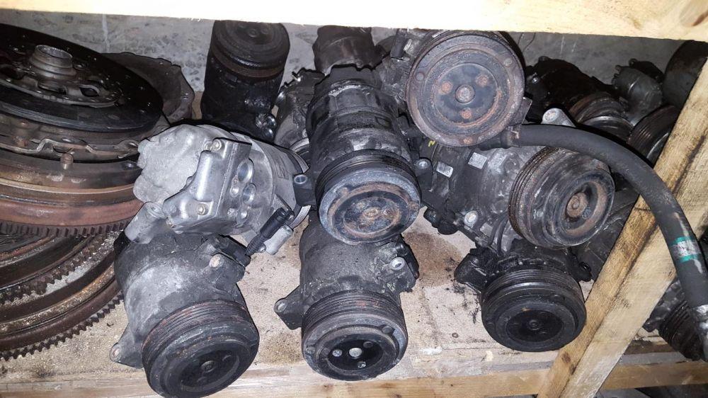 Vand compresor aer conditionat AC bmw e46 320d 320i 318i 520d 177 cai