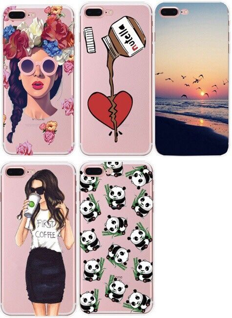 Husa/Huse cool, tari, fete,cadou,silicon, ieftin Iphone 5/5s/6/6s/7/SE