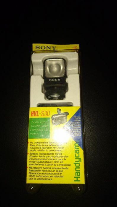 lampa video -foto Sony