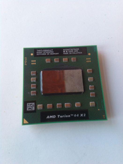 Procesor laptop: intel P8700,T2390 si AMD Turion 64x2 TL 52, TL 56