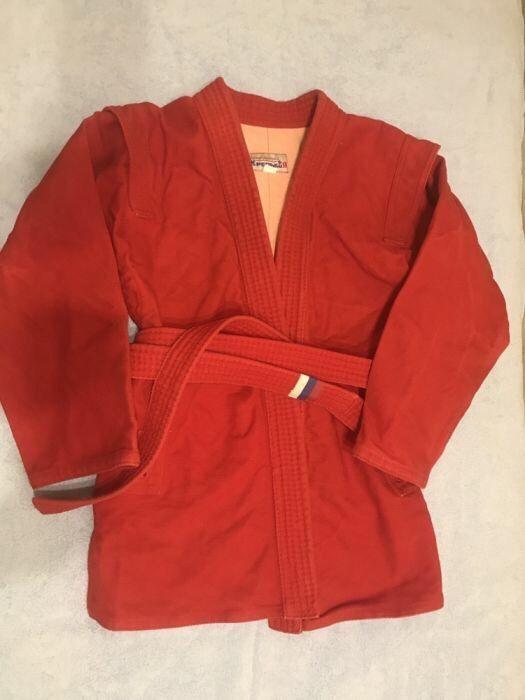 Куртка для занятий единоборствами