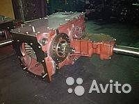 Задний мост трактора мтз-1221