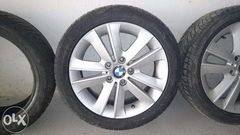 Гуми с джанти за BMW