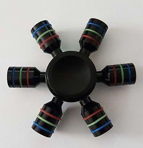 Fidget Spinner, haxagon, jucarie, inox, super cadou, nou