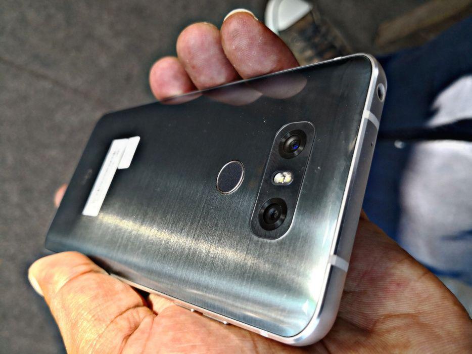 LG G6 super limpo