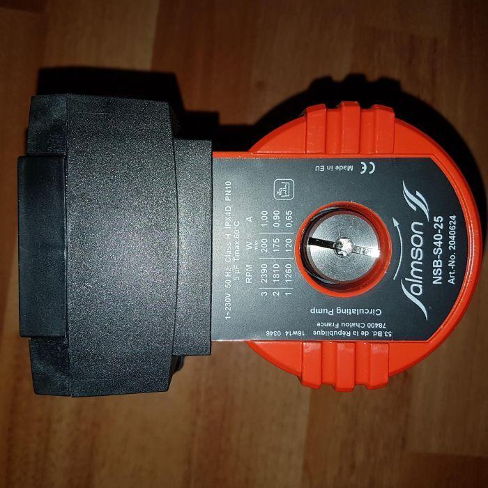 Pompa recirculare SALMSON- Franta