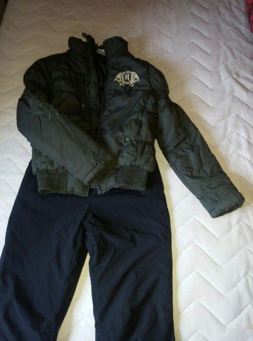 Комплект Яке и ски панталон/гащеризон