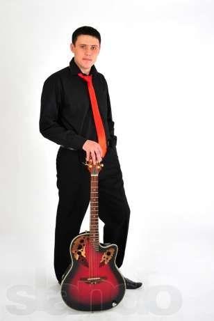 Уроки гитары в Астане!