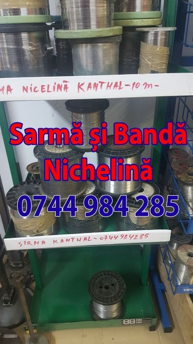 Sarma si Banda Nichelina Kanthal