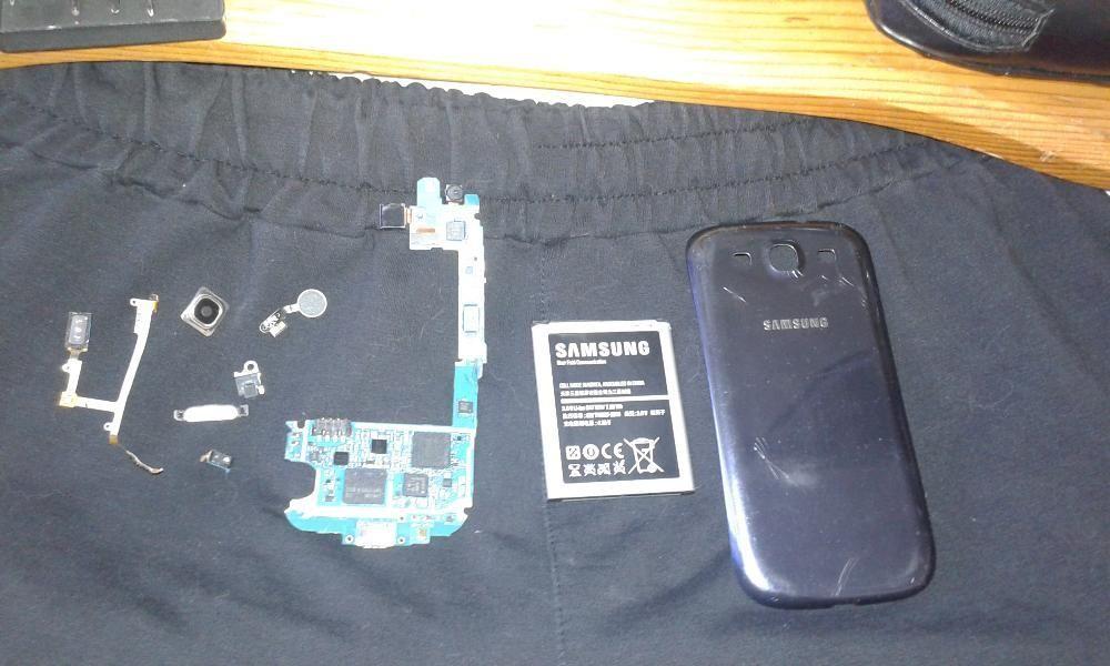 Samsung galaxy S3 GT-I9300 гръб,платка
