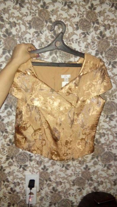 Продам блузу -корсет новую р 52