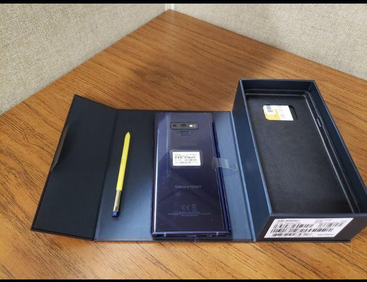Galaxy Note 9 ha bom preço faço entrega